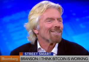 Richard branson trading platform